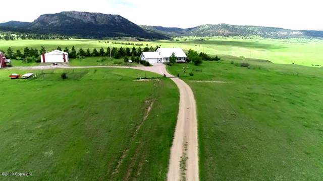 627 Government Valley Road, Sundance, WY 82729 (MLS #20-46) :: Team Properties