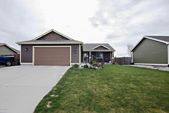 5703 Glock Ave -, Gillette, WY 82718 (MLS #20-500) :: The Wernsmann Team | BHHS Preferred Real Estate Group