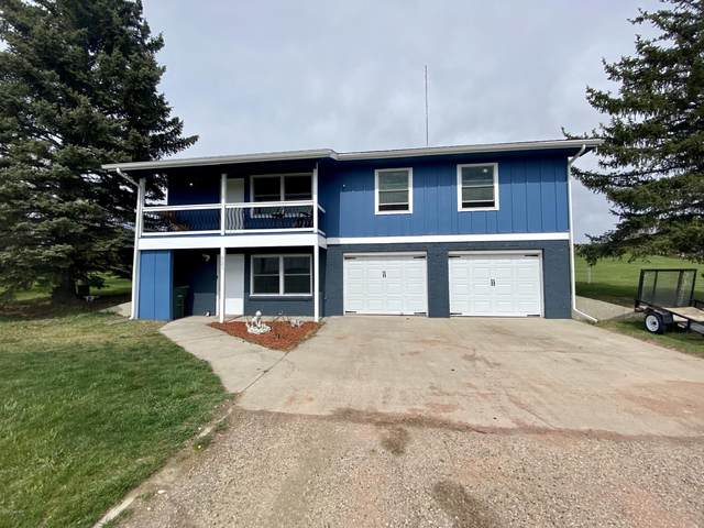 321 Badger Ave -, Gillette, WY 82718 (MLS #20-511) :: The Wernsmann Team | BHHS Preferred Real Estate Group