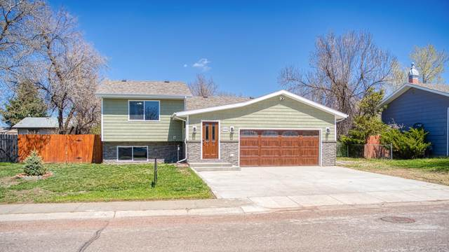 5305 Brom St -, Gillette, WY 82718 (MLS #20-604) :: The Wernsmann Team | BHHS Preferred Real Estate Group