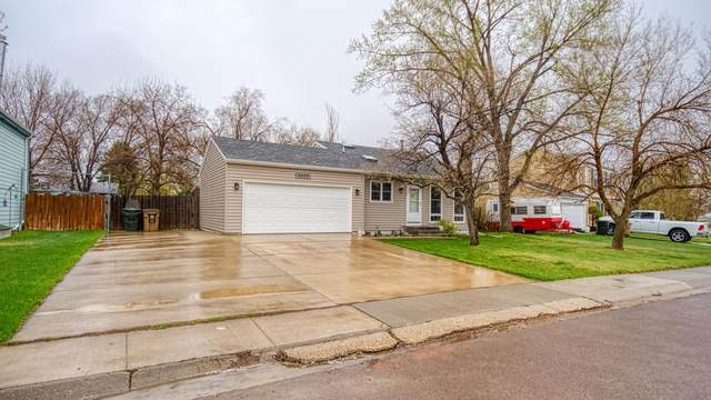 2523 Rose Creek Dr -, Gillette, WY 82718 (MLS #20-611) :: The Wernsmann Team | BHHS Preferred Real Estate Group
