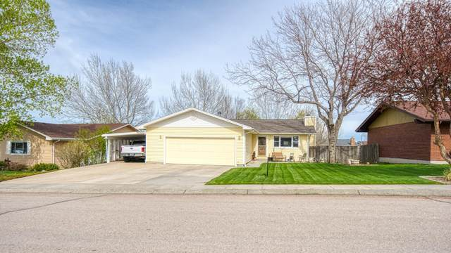 806 Nogales Way -, Gillette, WY 82716 (MLS #20-615) :: The Wernsmann Team | BHHS Preferred Real Estate Group