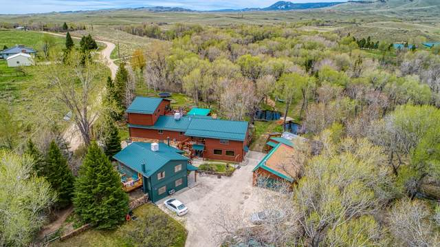 15 & 17 Burger Lane -, Buffalo, WY 82834 (MLS #20-711) :: The Wernsmann Team | BHHS Preferred Real Estate Group