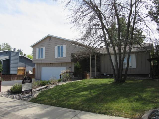 3107 Sutherland Dr -, Gillette, WY 82718 (MLS #20-735) :: Team Properties