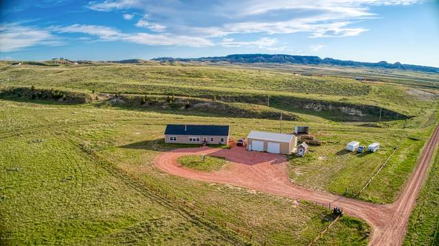 59 Big Valley Estates Ln -, Rozet, WY 82727 (MLS #20-736) :: Team Properties