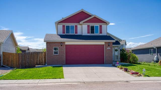 5710 Glock Ave -, Gillette, WY 82718 (MLS #20-746) :: The Wernsmann Team   BHHS Preferred Real Estate Group