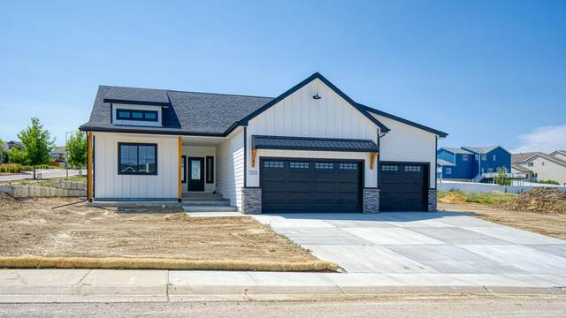 4310 Lexington Ave -, Gillette, WY 82718 (MLS #20-762) :: Team Properties