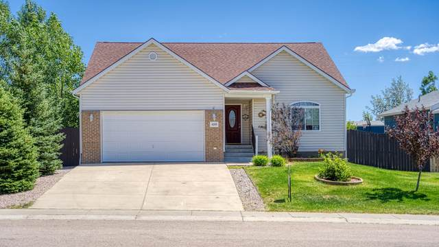 4209 Longhorn Ave -, Gillette, WY 82718 (MLS #20-767) :: Team Properties