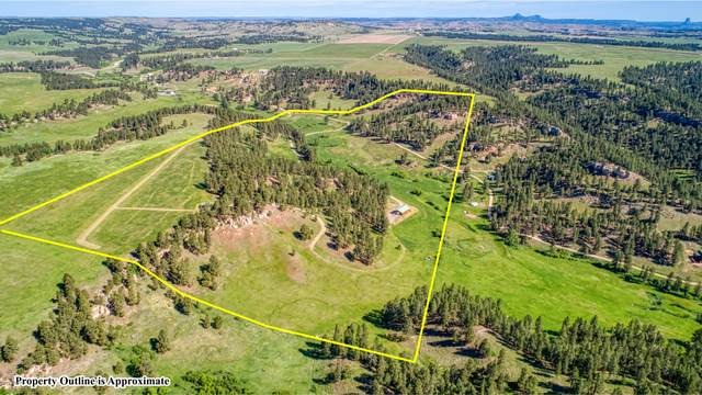 90 Spring Creek Road -, Carlile, WY 82721 (MLS #20-778) :: The Wernsmann Team   BHHS Preferred Real Estate Group