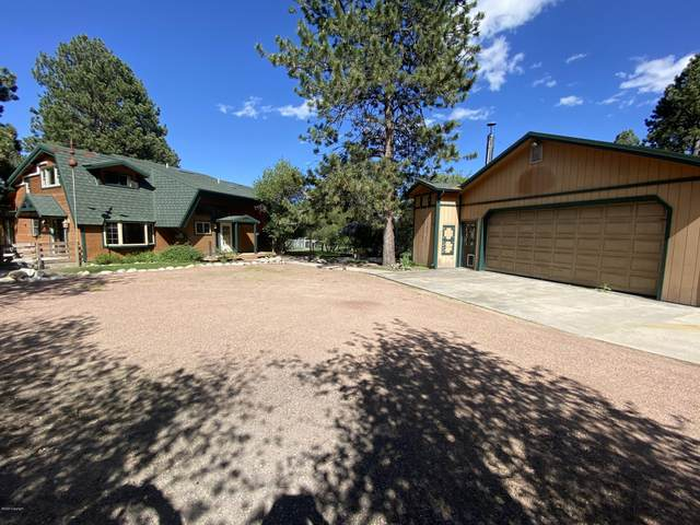 27 Loucks St -, Story, WY 82842 (MLS #20-815) :: The Wernsmann Team | BHHS Preferred Real Estate Group