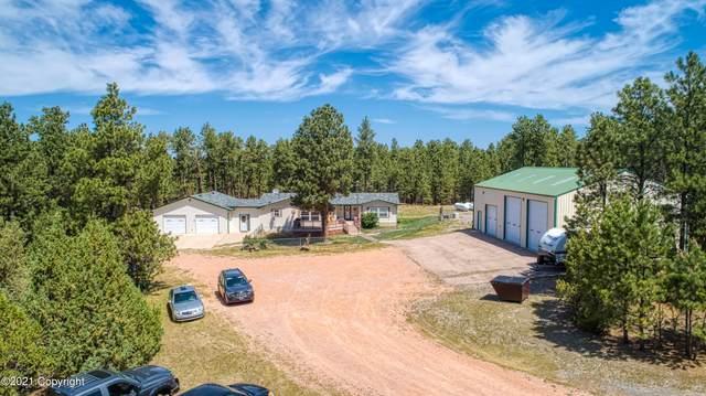 15 Pine Cone Ln -, Moorcroft, WY 82721 (MLS #21-1008) :: 411 Properties