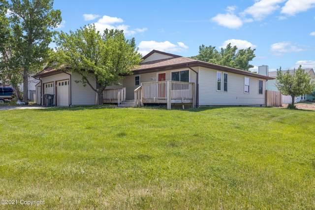 400 Sheridan Ct. -, Wright, WY 82732 (MLS #21-1034) :: Team Properties