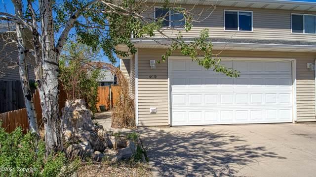 212 Oregon Ave -, Gillette, WY 82718 (MLS #21-1038) :: Team Properties