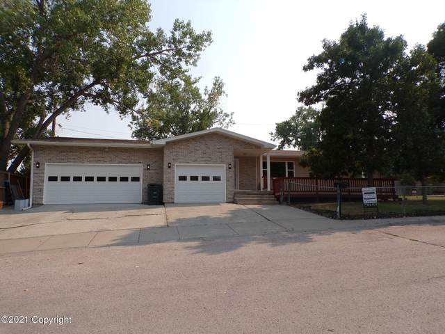 709 W 9th St -, Gillette, WY 82716 (MLS #21-1239) :: The Wernsmann Team   BHHS Preferred Real Estate Group