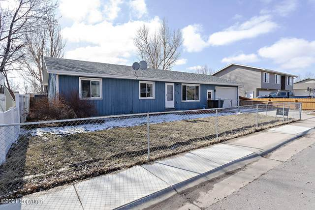 109 W Timothy St W, Gillette, WY 82718 (MLS #21-125) :: Team Properties
