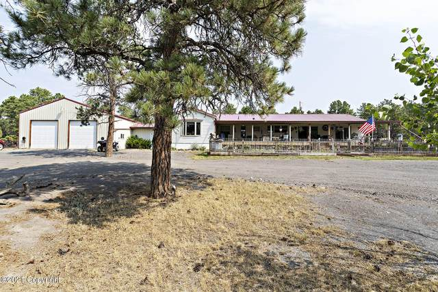 86 Snider Hill Rd -, Upton, WY 82730 (MLS #21-1251) :: 411 Properties