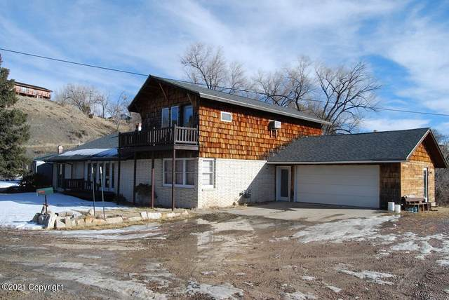 108 Donielson Dr -, Newcastle, WY 82701 (MLS #21-163) :: The Wernsmann Team | BHHS Preferred Real Estate Group