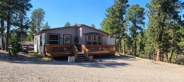 28 Cedar Ridge Rd -, Moorcroft, WY 82721 (MLS #21-1640) :: 411 Properties
