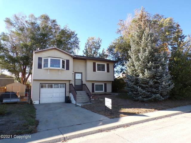 2002 S Emerson Ave -, Gillette, WY 82718 (MLS #21-1747) :: 411 Properties