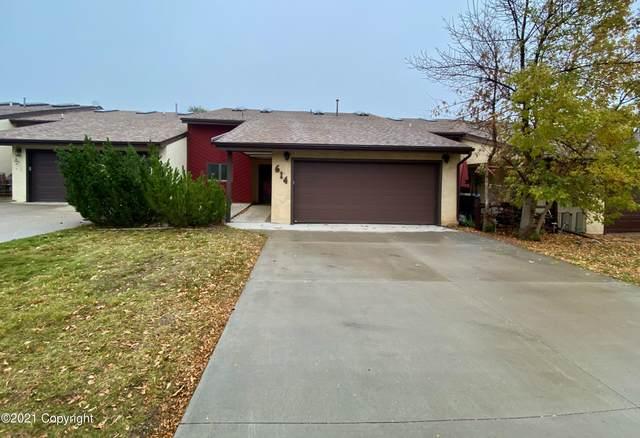614 11th St W, Gillette, WY 82716 (MLS #21-1749) :: 411 Properties