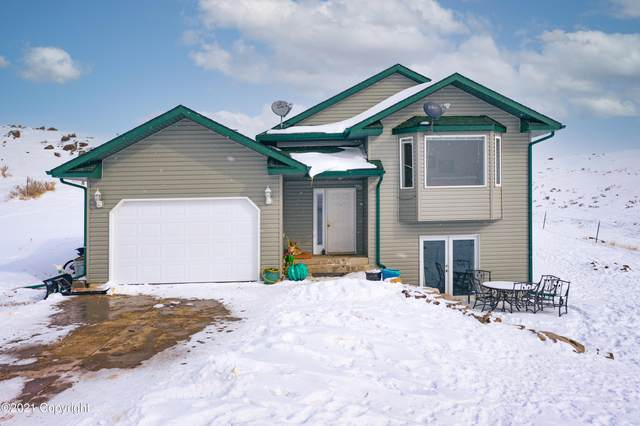 41 Spring Valley Ln -, Gillette, WY 82716 (MLS #21-187) :: The Wernsmann Team | BHHS Preferred Real Estate Group