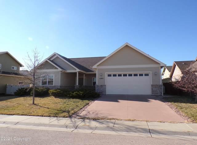 4302 Diamond Bar Ct -, Gillette, WY 82718 (MLS #21-2) :: The Wernsmann Team | BHHS Preferred Real Estate Group
