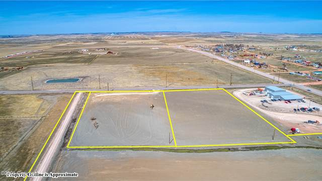 Tbd Kluver Rd Lot 1B, Gillette, WY 82716 (MLS #21-205) :: The Wernsmann Team | BHHS Preferred Real Estate Group