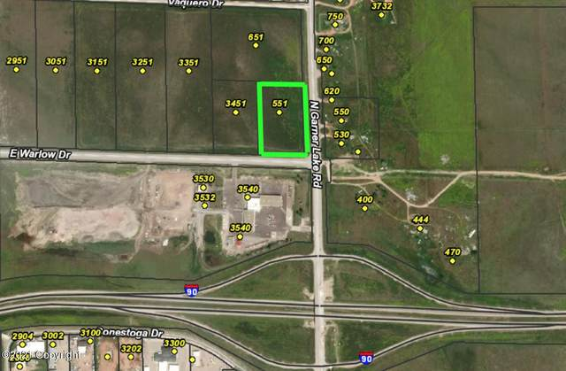 551 Garner Lake Rd, Gillette, WY 82716 (MLS #21-234) :: The Wernsmann Team | BHHS Preferred Real Estate Group