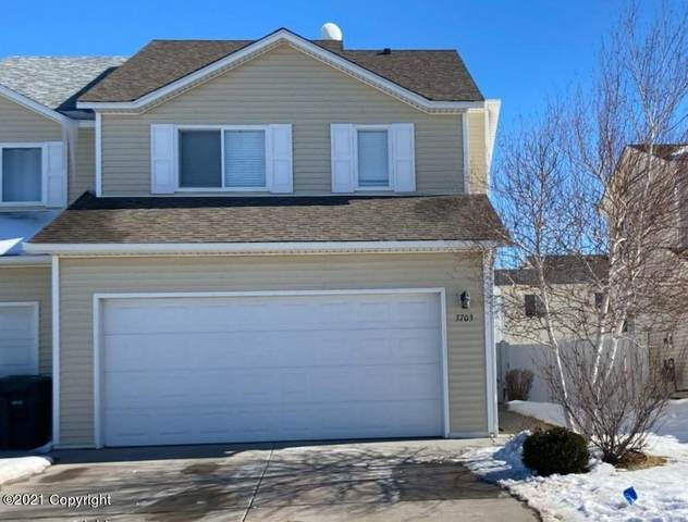 3703 Triton Ave -, Gillette, WY 82718 (MLS #21-250) :: The Wernsmann Team | BHHS Preferred Real Estate Group