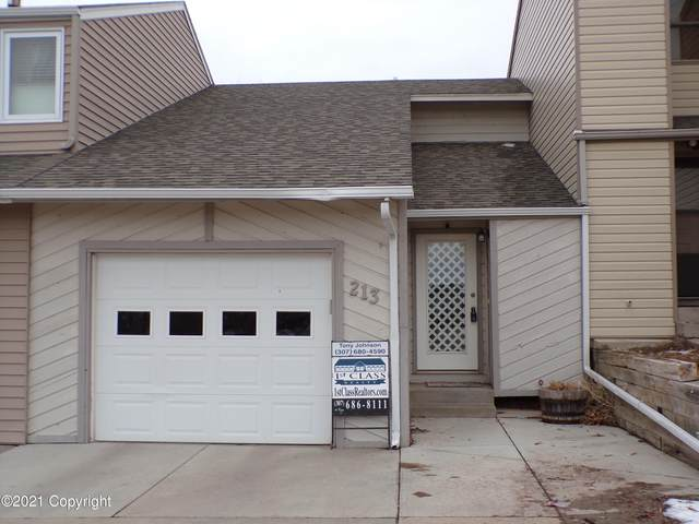 213 Westhills Loop -, Gillette, WY 82718 (MLS #21-275) :: 411 Properties