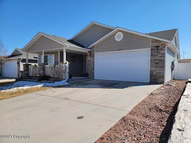 1206 Dillon Ct -, Gillette, WY 82718 (MLS #21-377) :: Team Properties