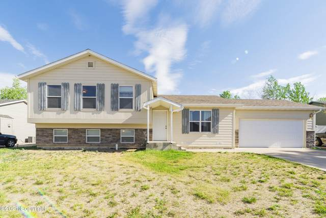 1331 Apple Blossom Way -, Gillette, WY 82716 (MLS #21-469) :: The Wernsmann Team | BHHS Preferred Real Estate Group