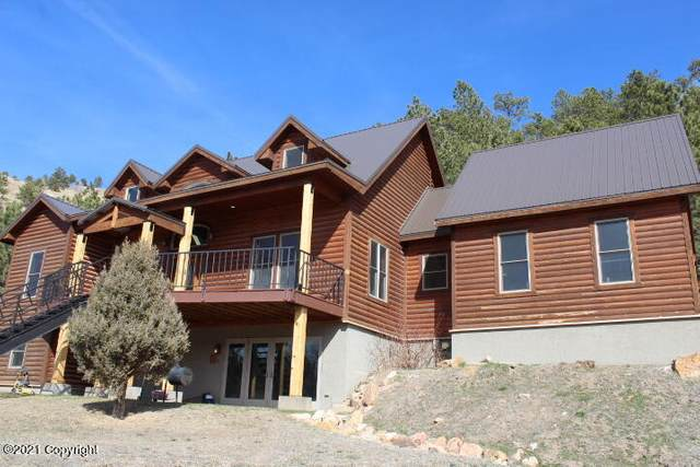 466 Oil Creek Road -, Newcastle, WY 82701 (MLS #21-471) :: The Wernsmann Team | BHHS Preferred Real Estate Group