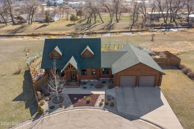 234 Pine St -, Hulett, WY 82720 (MLS #21-495) :: The Wernsmann Team   BHHS Preferred Real Estate Group