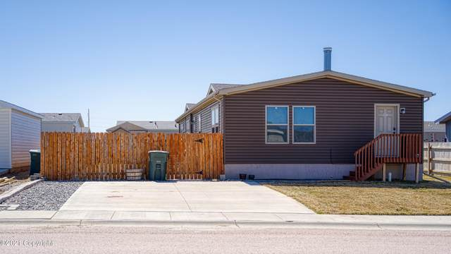 2700 Ironwood St -, Gillette, WY 82716 (MLS #21-517) :: 411 Properties