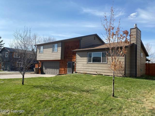 21 Constitution Dr -, Gillette, WY 82716 (MLS #21-593) :: 411 Properties