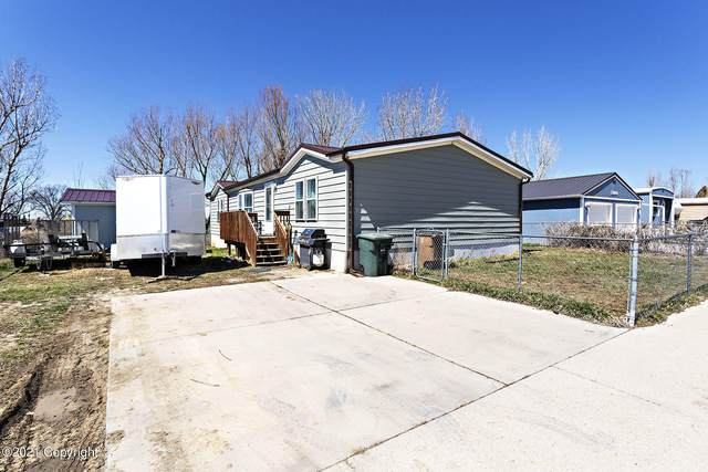 2606 Sammye Ave -, Gillette, WY 82718 (MLS #21-619) :: The Wernsmann Team | BHHS Preferred Real Estate Group