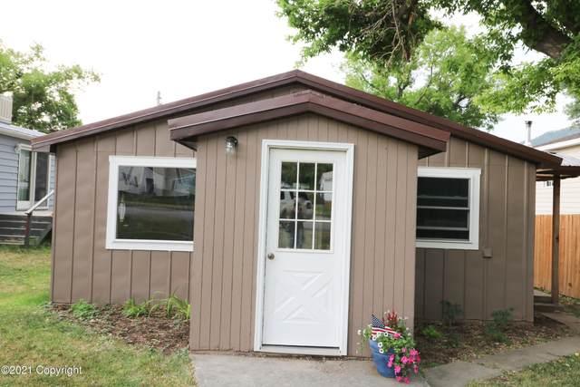 616 E Main St -, Sundance, WY 82729 (MLS #21-636) :: The Wernsmann Team | BHHS Preferred Real Estate Group