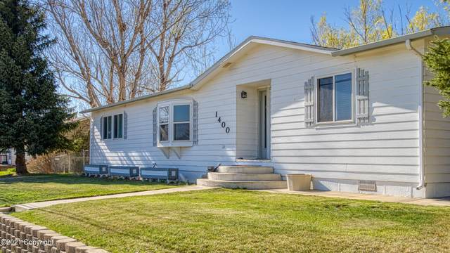 1400 4th Avenue -, Gillette, WY 82716 (MLS #21-714) :: The Wernsmann Team   BHHS Preferred Real Estate Group