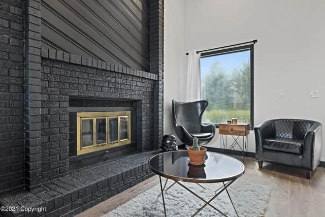1001 Pioneer Ave -, Gillette, WY 82718 (MLS #21-758) :: 411 Properties