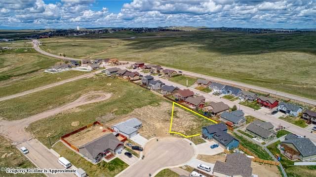 2600 Three Brothers Camp, Gillette, WY 82718 (MLS #21-784) :: Team Properties