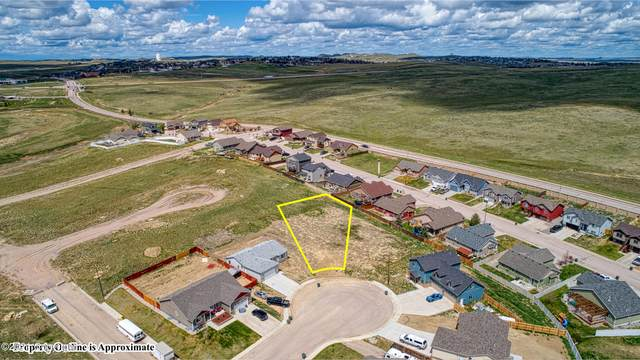 2604 Three Brothers Camp, Gillette, WY 82718 (MLS #21-785) :: Team Properties