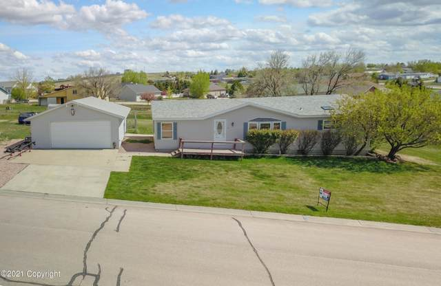 409 Fremont Dr -, Wright, WY 82727 (MLS #21-832) :: The Wernsmann Team | BHHS Preferred Real Estate Group