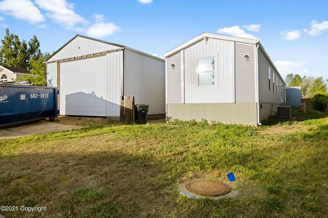2209 Jane Ct -, Gillette, WY 82718 (MLS #21-840) :: The Wernsmann Team | BHHS Preferred Real Estate Group