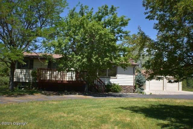 631 Big Goose Rd -, Sheridan, WY 82801 (MLS #21-972) :: 411 Properties