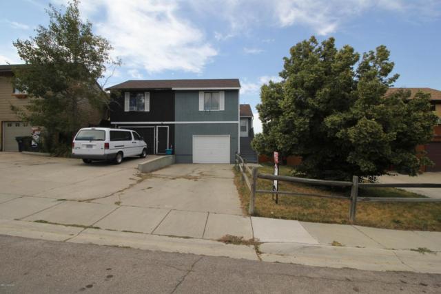 307 Westhills Loop -, Gillette, WY 82718 (MLS #17-1369) :: 411 Properties