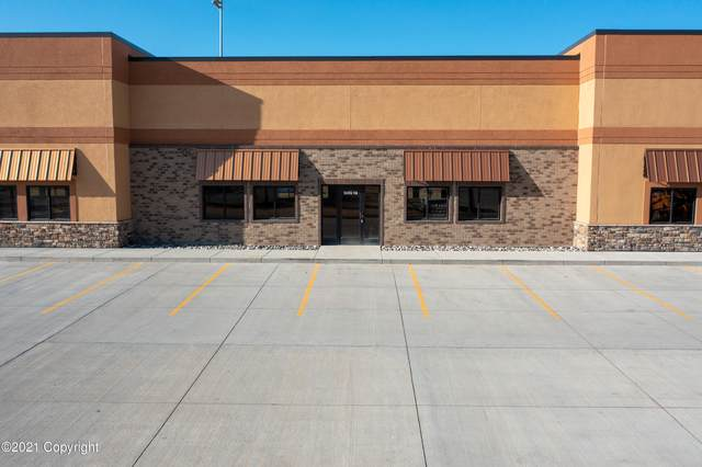 560 Running Drive Ste 110 W, Gillette, WY 82716 (MLS #17-1528) :: Team Properties