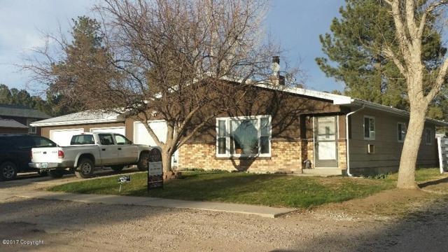 1335 Colorado Ave -, Upton, WY 82730 (MLS #17-55) :: Team Properties