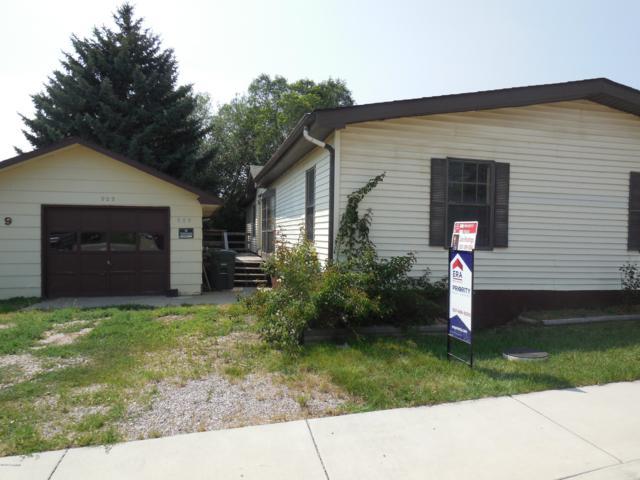 909 N Elm Ave -, Gillette, WY 82716 (MLS #18-1163) :: Team Properties