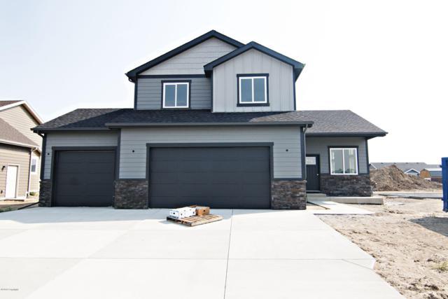 44 Parkside  Circle -, Gillette, WY 82718 (MLS #18-1304) :: Team Properties